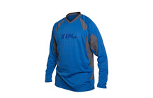 Royal Racing Turbulence Jersey langarm men blau/grau